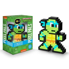 Pixel Pals TMNT TURTLES LEONARDO