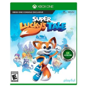 Videojuego XBOX ONE Super Luckys Tale-a