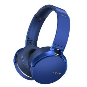 Audífonos OnEar Inalámbrico SONY BTXB950 Azul