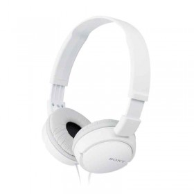 Audífonos SONY On Ear MDR-ZX110 Blancos