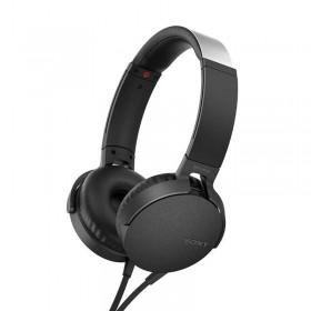 Audífonos SONY Alambrico OnEar ML XB550 Negro
