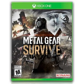 Videojuego XBOX ONE Metal Gear Survive