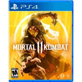 Juego PS4 Mortal Kombat 11
