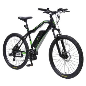 Bicicleta E-city MTB 250W Negra