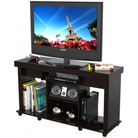 "Mesa TV 50"" y Video INVAL Wengue"