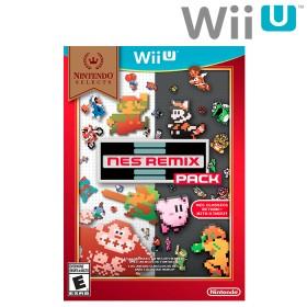 Videojuego WII U NES Remix Pack Select