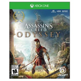 Videojuego XBOX ONE Assasins Creed Odyssey Day 1