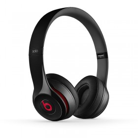 Audífonos Beats Solo HD 2 On-Ear Negro