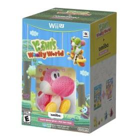 Kombo videojuego Yoshi's Woolly World + Pink Yarn Yoshi