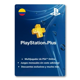 Pin Virtual PLAYSTATION Plus 12 meses $197.900