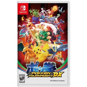 Videojuego SWITCH Pokken Tournament DX
