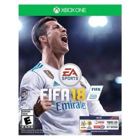Videojuego XBOX ONE FIFA 18 Estandard