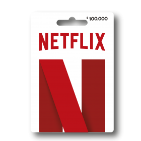 Colombia NETFLIX DDP $100.000