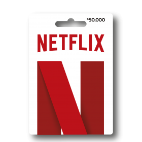 Colombia NETFLIX DDP $50.000