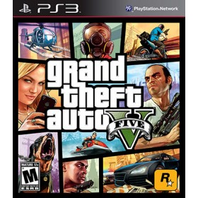 Videojuego PS3 Grand Theft Auto V