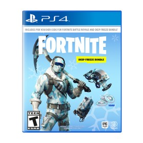 Juego PS4 Fortnite Deep Freeze