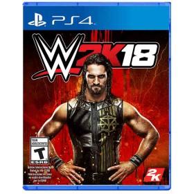 Videojuego PS4 WWE 2K18