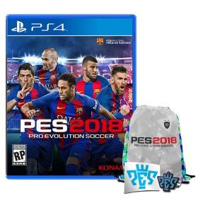 Videojuego PS4 Pro Evolution Soccer 2018
