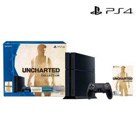 Consola PS4 500GB Uncharted Collection