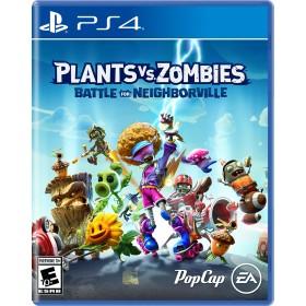 Juego PS4 Plantas Vs Zombies Batle For Neigh