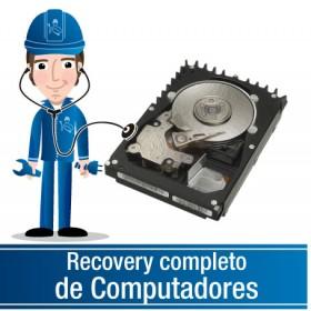 Servicio de Recovery Completo para computadores a Domicilio