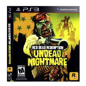 Videojuego PS3 Red Dead Redemption: Undead Nightmare