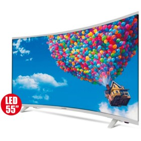 "Tv 55"" 139cm HYUNDAI 551C Ultra HD - Internet"