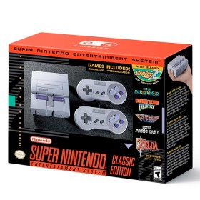 Consola Super Mini Snes Classic