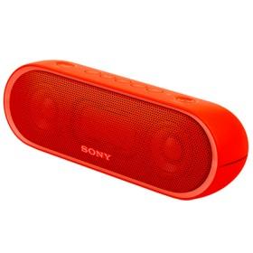 Parlante SONY SRS-XB20 25W Rojo