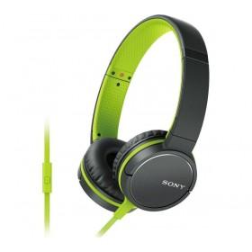 Audifonos Sony Alámbrico OnEar 660 ML Verde