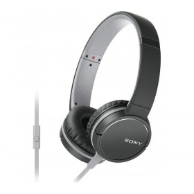 Audífonos SONY Alámbricos On-Ear 660 Mlib Negro