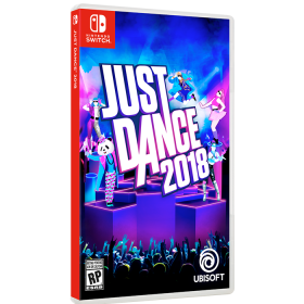 Videojuego NINTENDO SWITCH Just Dance 2018-a