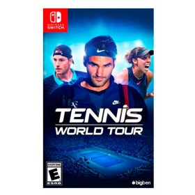 Videojuego SWITCH Tennis World Tour