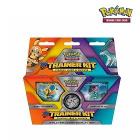 Pokémon TCG Poke XYTrainer Kit Pikachu