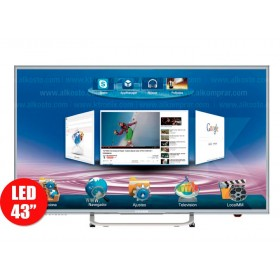 "TV 43"" 109cm LED HYUNDAI HY43 Full HD internet"