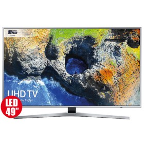 "TV 49"" 124cm SAMSUNG LED 49MU6400 UHD Internet"