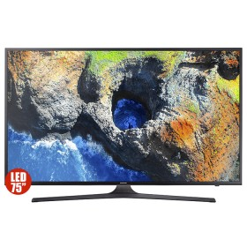 "TV 75"" 194cm SAMSUNG LED 75MU6100 UHD Internet"