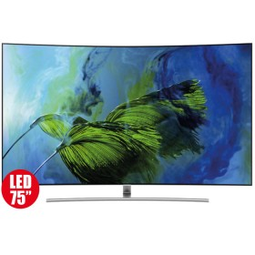 "TV 75"" 189cm SAMSUNG LED 75Q8CAM UHD Internet"
