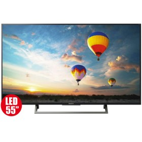 "TV 55"" 138cm LED SONY 55X807E 4K Internet"