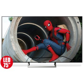 "TV 75"" 189cm LED SONY 75X857E 4K Internet"