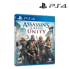 Videojuego PS4 Assasins Creed Unity