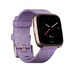 FITBIT Versa Smartwatch Special Edition Lavender Woven