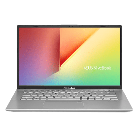 "Portátil ASUS VivoBook X412FA-BV1043T Intel Pentium Gold 14"" Pulgadas RAM 4GB Disco Sólido 128GB Plateado"