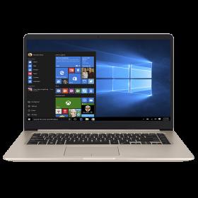 "Portátil ASUS VivoBook X510QA-BR236T AMD A12 15,6"" Pulgadas RAM 8 GB RAM Disco Sólido 256GB Dorado"