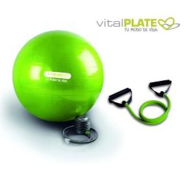 Set de entrenamiento VITAL PLATE VP2