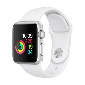Apple Watch S1 38M Silver / White
