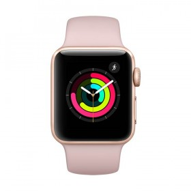 Apple Watch S3 GPS 38M Gold