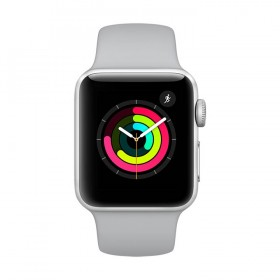 Apple Watch S3 GPS 38M Slver/Fog