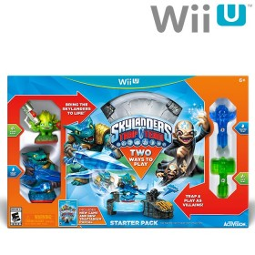 Skylanders Trap Team Starter Pack WiiU