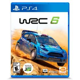Videojuego PS4 WRC 6